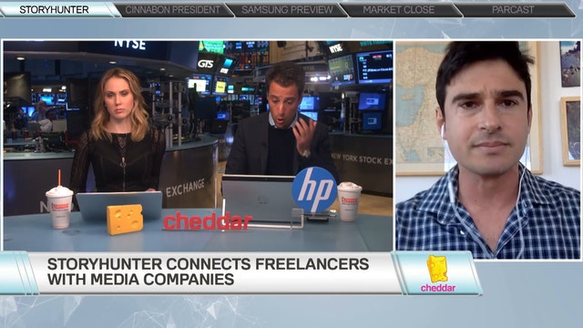Jaron Gilinsky - Storyhunter CEO