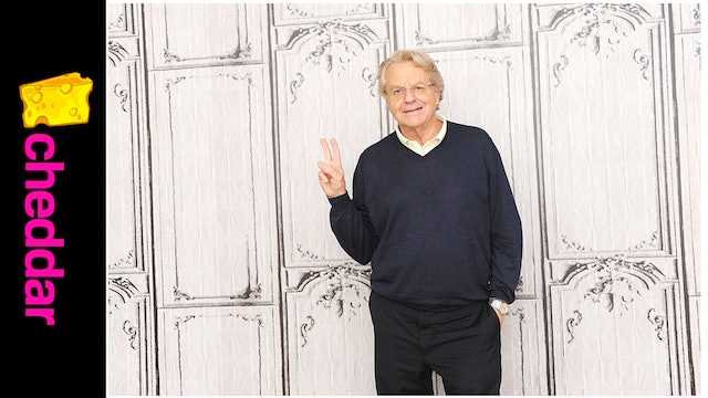 Jerry Springer: Nowhere Close to His Final Thought on Running for Governor
