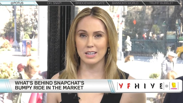 VF Hive's Maya Kosoff on Snap's Bumpy...