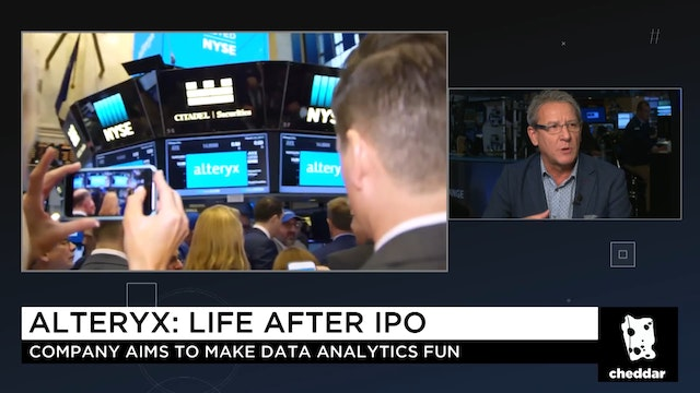 Alteryx: Life After IPO