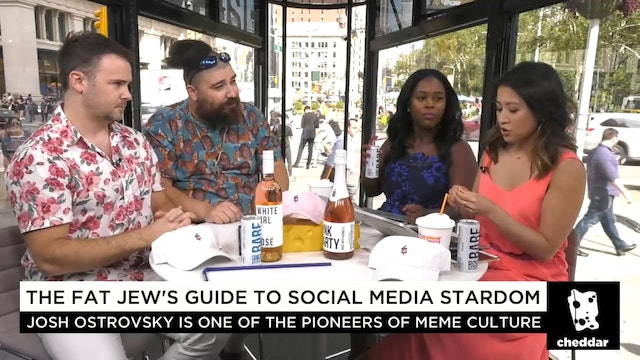 """The Fat Jew"" Josh Ostrovsky Thinks S..."