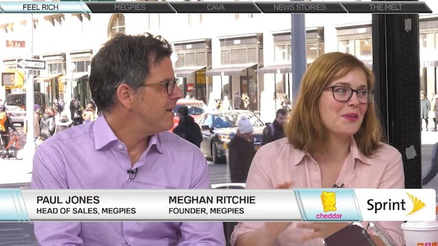 Meghan Ritchie and Paul Jones, Founde...