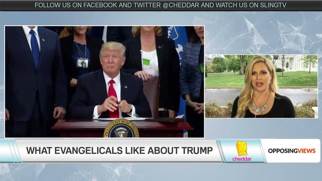 What Evangelicals Like About Trump