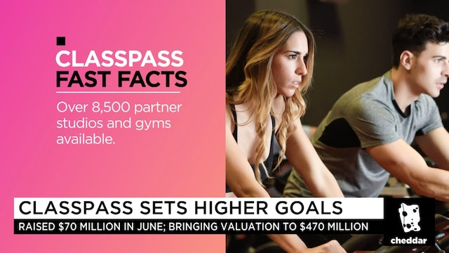 ClassPass Sets Higher Goals for Membe...