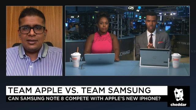 Will the Galaxy Note 8's Price Tag Di...