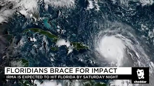 What Makes Hurricane Irma So Unpredic...