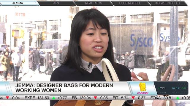 Joanna Lau, Founder, JEMMA Bags