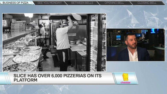 Slice CEO on the Business of Pizza
