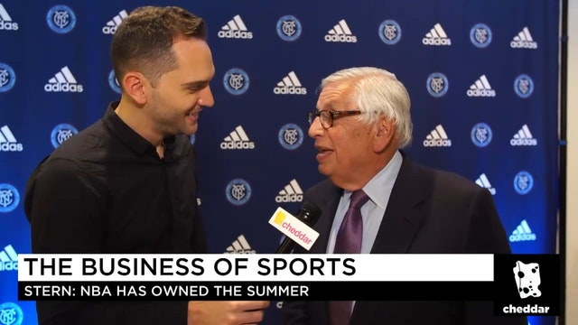 David Stern on Why Young People Love ...