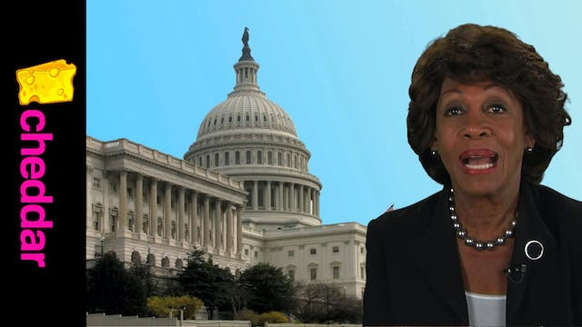 Maxine Waters, D-CA joins Cheddar to ...