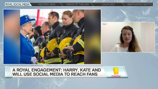 Reaching Royalty- Harry and Kate Move...