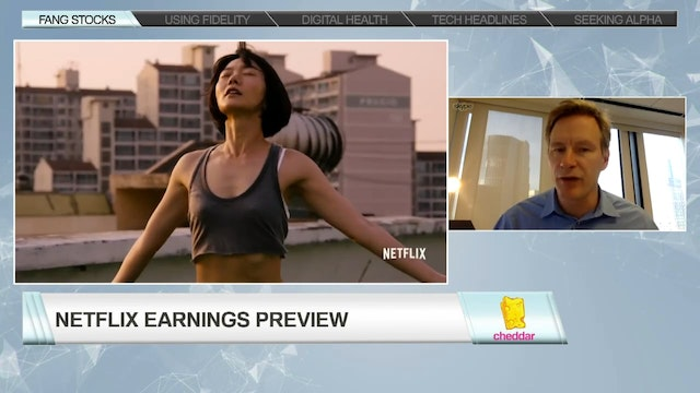 What Will be the Catalyst for Netflix...