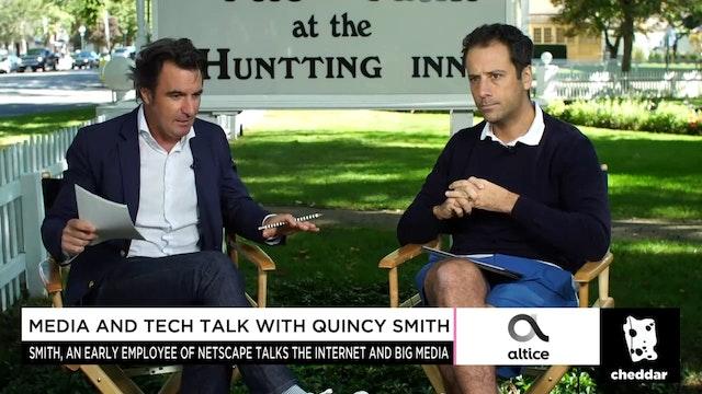 Code Advisors' Quincy Smith on Snap: ...