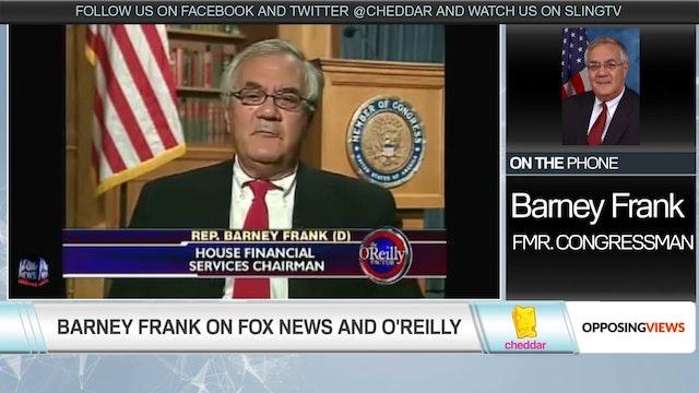 Fmr. Congressman Barney Frank Says Bi...