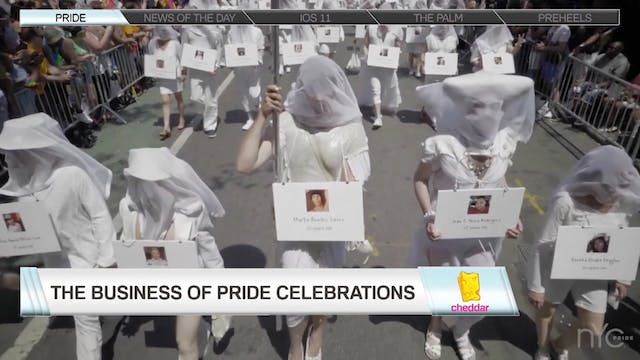 The Business Side of Gay Pride