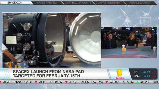 Space.com Tariq Malik on Musk's Relat...