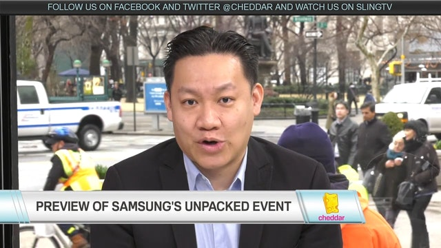 CNET's Roger Cheng Previews Samsung's...