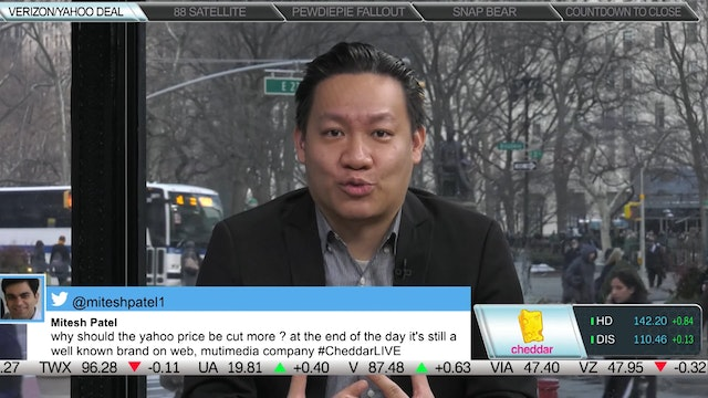 Roger Cheng on Why Verizon is Moving ...