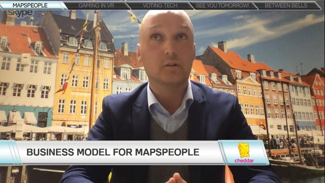 Jonas Berntsen - MapsPeople, Chief Op...
