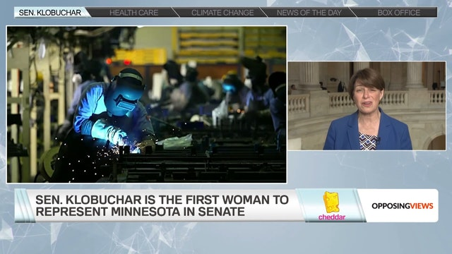 Senator Amy Klobuchar Says to Leave N...