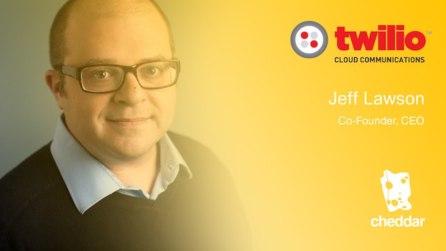 Twilio CEO Jeff Lawson on company's IPO