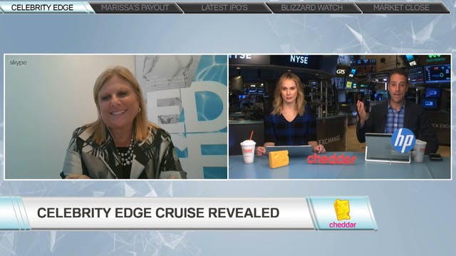 Lisa Lutoff-Perlo, CEO Celebrity Cruises