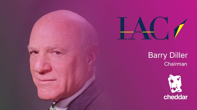 Barry Diller of IAC on Video, Cable C...