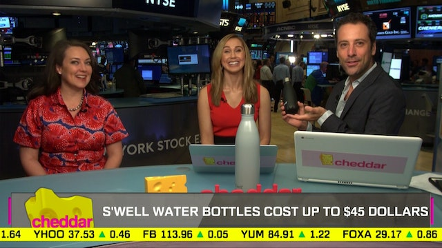 S'well CEO on Self-Funding Her Water ...