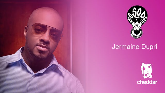 Jermaine Dupri: Searching for the next hip hop mogul