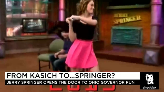 What Jerry Springer Has that Other Po...
