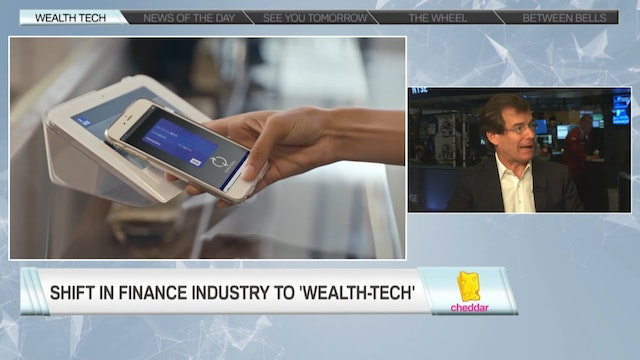 John Wotowicz joins Cheddar to speak ...