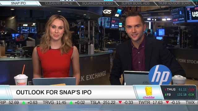 Quartz's Mike Murphy on Snap's Losses