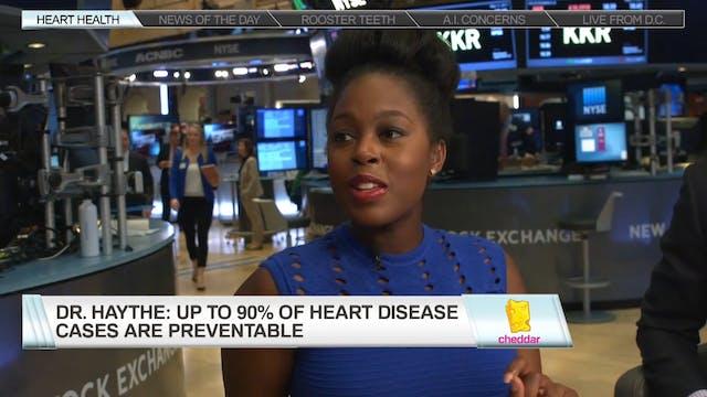 This Women's Heart Disease App was Cr...