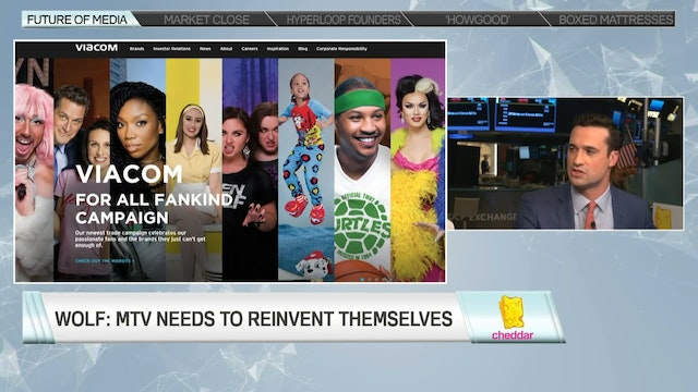 """Former MTV Exec: Networks """"Needs to R..."""