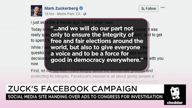 Will the Russia Investigation Impact Facebook's Ad Revenue?