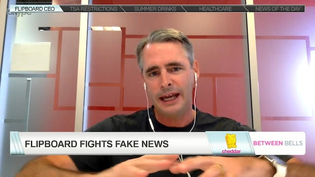 How Flipboard is Fighting Fake News