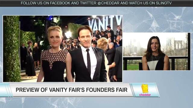 Vanity Fair Founders Fair Panels Focu...