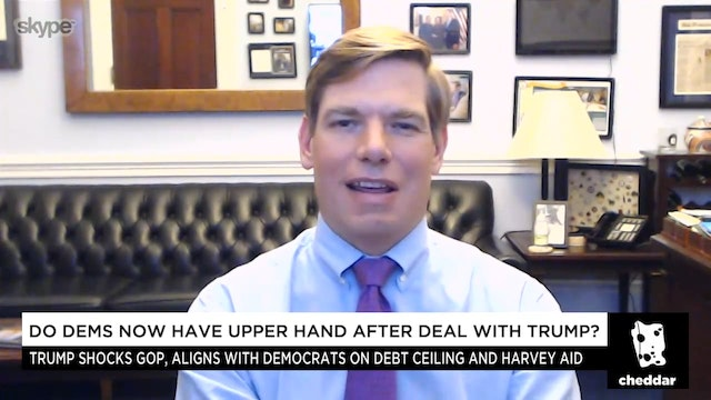 Rep. Eric Swalwell Draws a Line on DACA