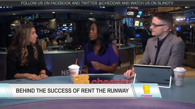 Is Rent the Runway Eyeing an IPO?