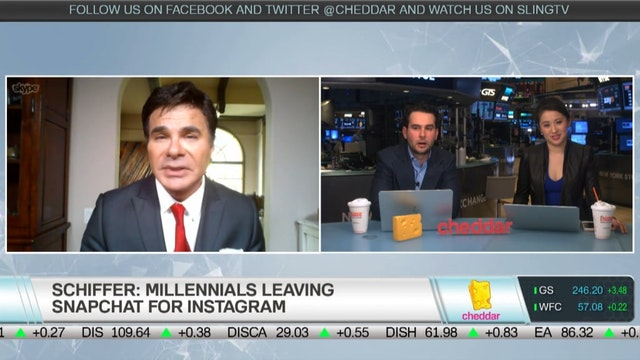 Why Eric Schiffer Won't Invest in Snap