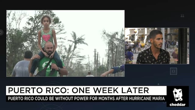 One Week Later: Puerto Rico in Crisis