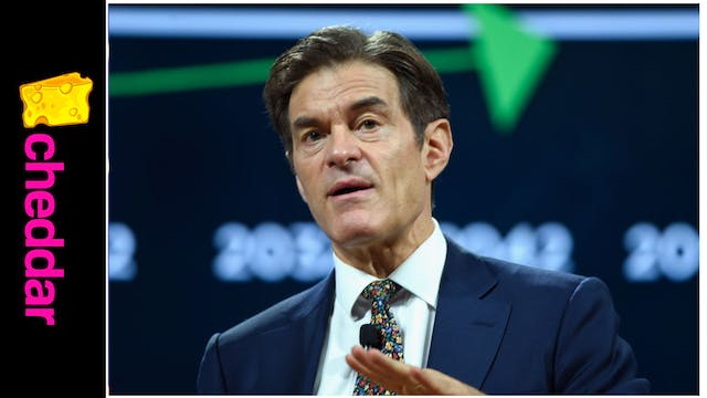 Dr. Oz Opens Up on His Sitdown With I...
