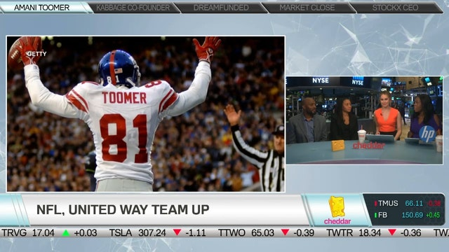 Amani Toomer Analyzes the New York Gi...