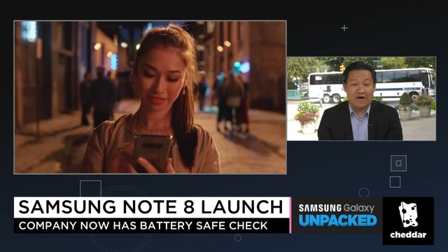 Galaxy Note 8 Conservative, Underwhel...