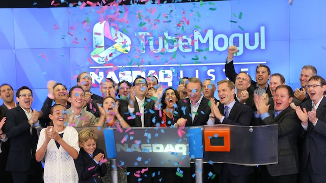 TubeMogul CEO Discusses Partnership t...