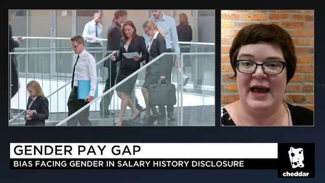 Witholding Salary History Deals a Blo...
