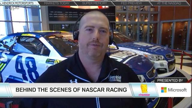 Hendrick Motorsports' Matt Cochran & ...