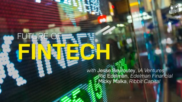 Future of Fintech