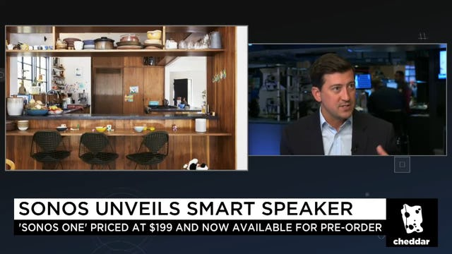 Sonos' New Smart Speaker Plays Well With Other Hardware