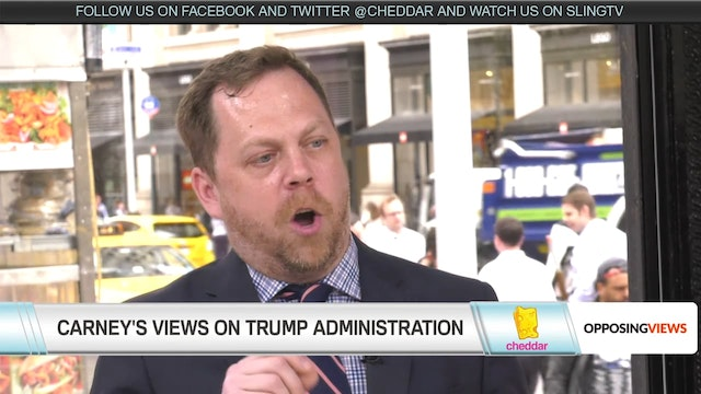 Breitbart's Carney Says Trump Was Mis...